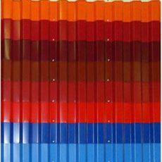Профилированный лист С-8х1150 с полимерным покрытием