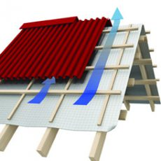 Гидроизоляционные, пароизоляционные и герметизирующие материалы
