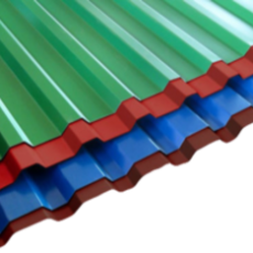 Профилированный лист МП-20х1100 с полимерным покрытием